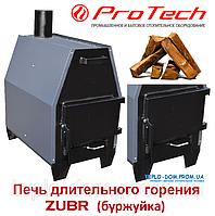 Печь буржуйка ProTech ZUBR-ПДГ - 5 (Печь длительного горения 5 кВт) Харьков
