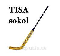 Клюшка для вратаря Tisa SOKOL L, R