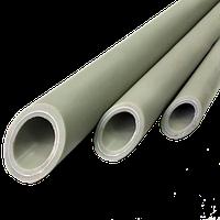 Труба 32*4 PPR с алюминием полипропиленовая композитная  для пайки