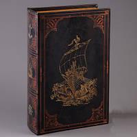 """Книга-сейф морская тематика """"Моряки"""" подарок для моряка"""