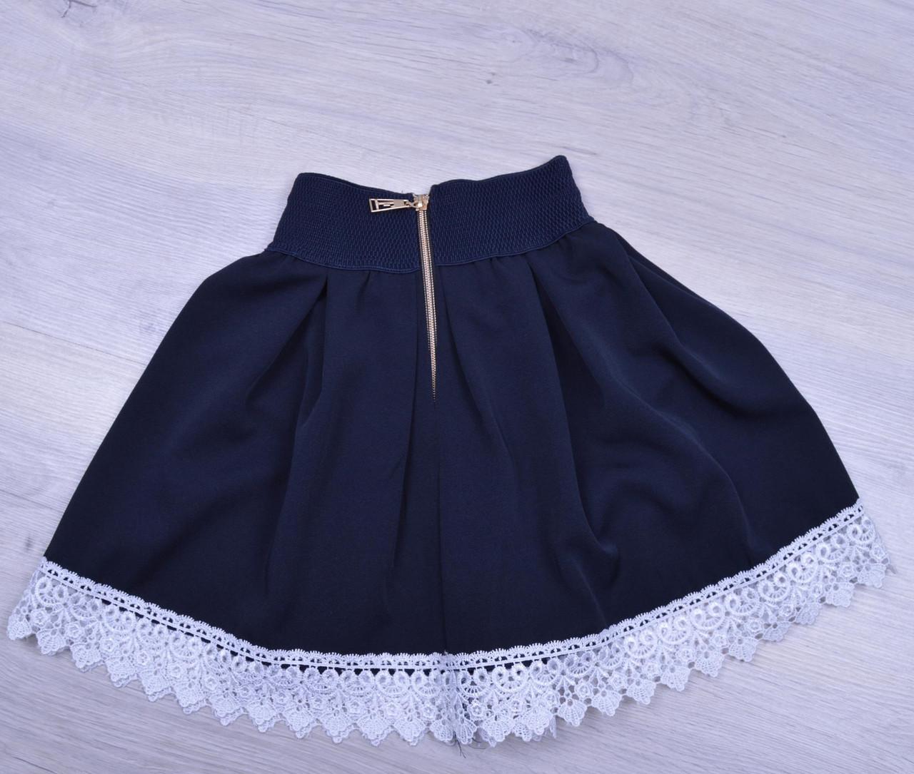 Сшить школьную юбку для девочки 23