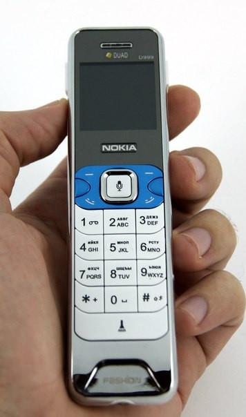 Самый удобный мобильный телефон