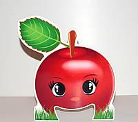 Настольная игра Прожорливые фрукты. Реквизит для логопеда
