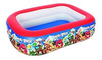 Детский надувной бассейн Bestway Angry Birds 96109