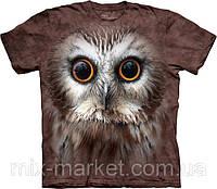 Футболка The Mountain - Saw Whet Owl - 2014