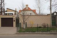 Забор (еврозабор - сварная панель) Техна-Классик 530х3000