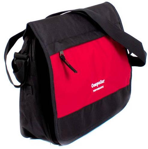 Мужская сумка-почтальон Onepolar W5004-red красный