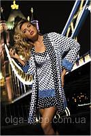 Домашний комплект Kinga (женская одежда для сна, дома и отдыха, домашняя одежда, пижама)