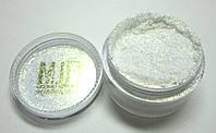 Перламутровая пудра (cлюда) бело-лимонный Cinecitta