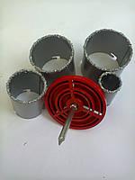 Набор коронок с вольфрамовым напылением sd -0429