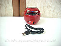 Мини Колонка Радиоприемник Bluetooth WS-136 USB/SD MP3