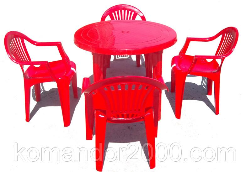 Столики для кафе пластиковые