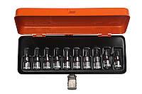 Набор отверток BAHCO 7809TORX/10 под винты TORX® и Phillips® PH