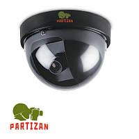 Купольная AHD камера Partizan CDM-332HQ-7 HD v 3.1, 1.3 Мп