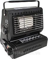 Портативный газовый обогреватель чёрный Fox Outdoor 33793