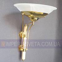 Классическое бра, настенный светильник IMPERIA одноламповое LUX-62221