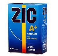 ZIC Моторное масло ZIC A+ 10w-40 4л