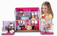 Кукольный домик от Fisher Price