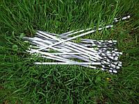 Шампуры из нержавеющей стали 10 шт