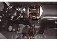 Накладки на панель Toyota Rav 4 (2003-2006)