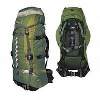 Рюкзак Terra Incognita Vertex 80 зеленый