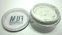 Перламутровая пудра (cлюда) бело-зеленый  Cinecitta