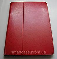 Premium кожаный красный чехол-книжка для Samsung Galaxy Note PRo 12.2 P900/P901/P905