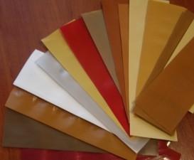 цветная термоусадочная пленка этикетка