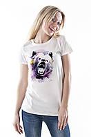 Молодежная футболка женская 00028-003