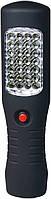 Фонарь светодиодный аккумуляторный с магнитом; 28 светодиодов; 52 люмен; 4-5 часов