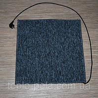 Коврик электрический для обогрева 100*100 см