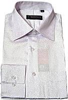 "Рубашка мужская ""Emerson"". Белая. Длинный рукав"
