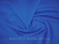 Термоткань голубая холодный оттенок (бифлекс с начесом)
