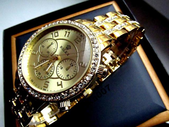 Оригинальные швейцарские часы от Rolex Ролекс