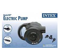 Электрический насос со встроенным аккумулятором 12/220 В Intex (Интекс) 66622