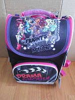 Рюкзак каркасный ортопедический Monster High