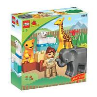 Детский конструктор LEGO DUPLO 4962 Зоопарк
