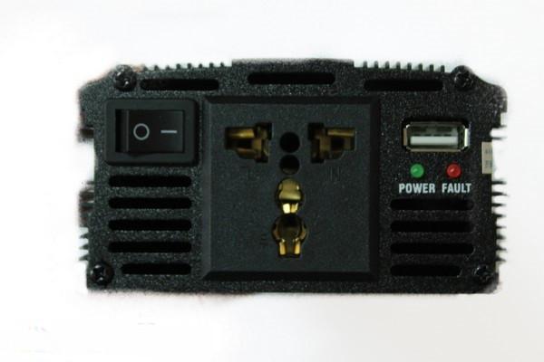 Преобразователь авто инвертор 12V-220V 2000W - фото 1