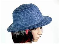 Шляпа женская соломенная Бебе