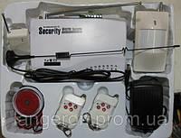 Охранная системаGSM-Security комплект JZB-368GSM