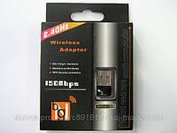 USB-WiFi сетевой Micro адаптер 150Mbps (беспроводной)