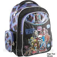 """Школьный рюкзак """"Monster High"""" для девочек Kite MH14-511K"""