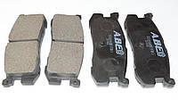 Тормозные колодки задние MAZDA 626 GD дисковые