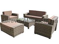 Комплект мебели из ротанга № 27