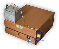 """Побутовий інкубатор """"Малюк-А"""" з автоматичним переворотом яєць, резервним живленням, фото 1"""