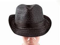 Шляпа мужская летняя соломенная Бевьер