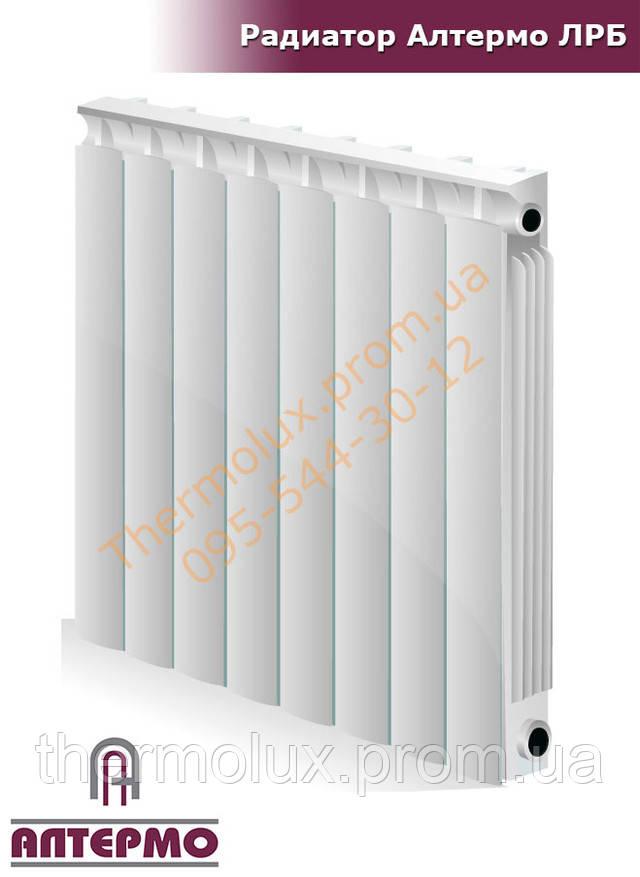 Внешний вид радиатора Алтермо