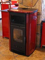 ЭЛИТ — печь — камин на твердом топливе МВS