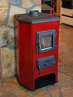 Хит — печь на твердом топливе МВS