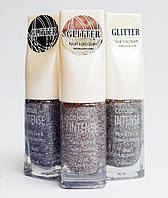 Лак для ногтей с блестками Glitter Snow Colour Intense (Глиттер Шоу Колор Интенс)